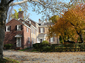 Photo: 4.a. Woodford. William Coleman, friend of Benjamin Franklin, built this elegant summer retreat from 1756 to 1758.