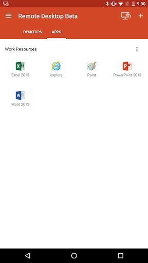 Microsoft Remote Desktop Beta 8.1.62.347 screenshots 4