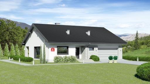 projekt Dom przy Rubinowej 6