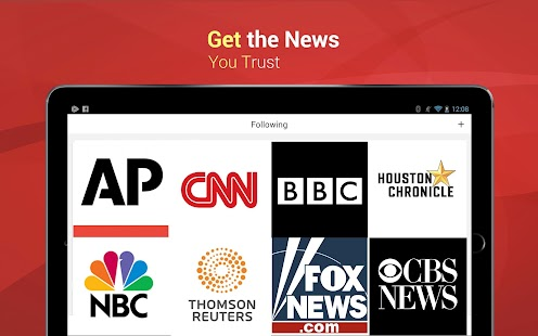 News Republic: Breaking News & Local News For Free Screenshot
