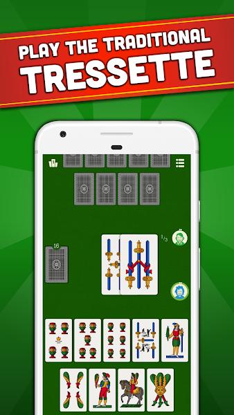 Tressette - Classic Card Games
