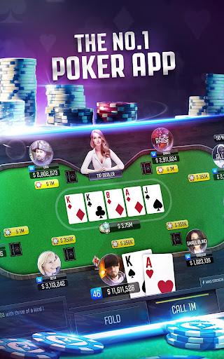 Poker Online: Texas Holdem & Casino Card Games 1.01 Mod screenshots 1