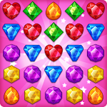 Jewels fantasy : match 3 puzzle 1.0.36