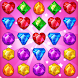 Jewels fantasy : match 3 puzzle image