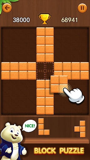 Block Puzzle Classic 2018  captures d'écran 3
