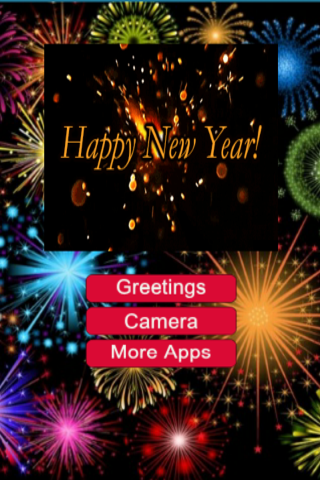 New Year Greeting Wishes