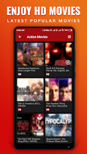 Free HD Movies 2019 – Latest & Popular HD Movies App Download For Android 2