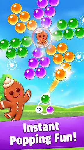 Pastry Pop Blast - Bubble Shooter apkpoly screenshots 2