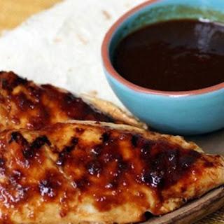 Grilled Chicken with Orange-Chipotle Glaze Recipe