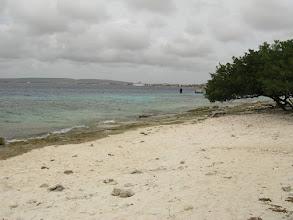 Photo: windsock beach