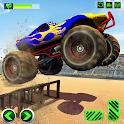 Monster Truck Derby Crash Stunts: Free Car Games icon