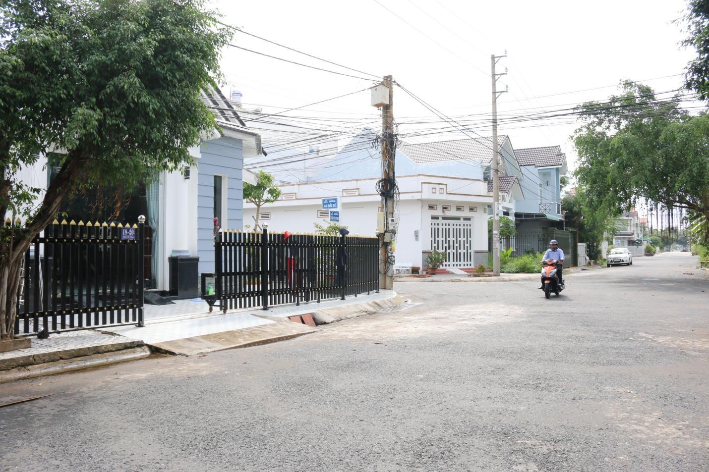 Khu Dân Cư Sao Mai