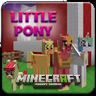 Unicorn Little Pony Mod For Minecraft PE Addons