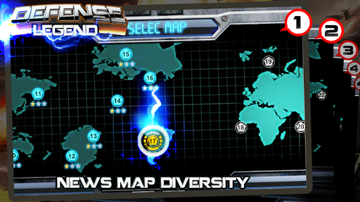 Tower defense- Defense Legend 2.0.8 screenshots 9