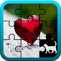 Love Jigsaw Puzzle icon