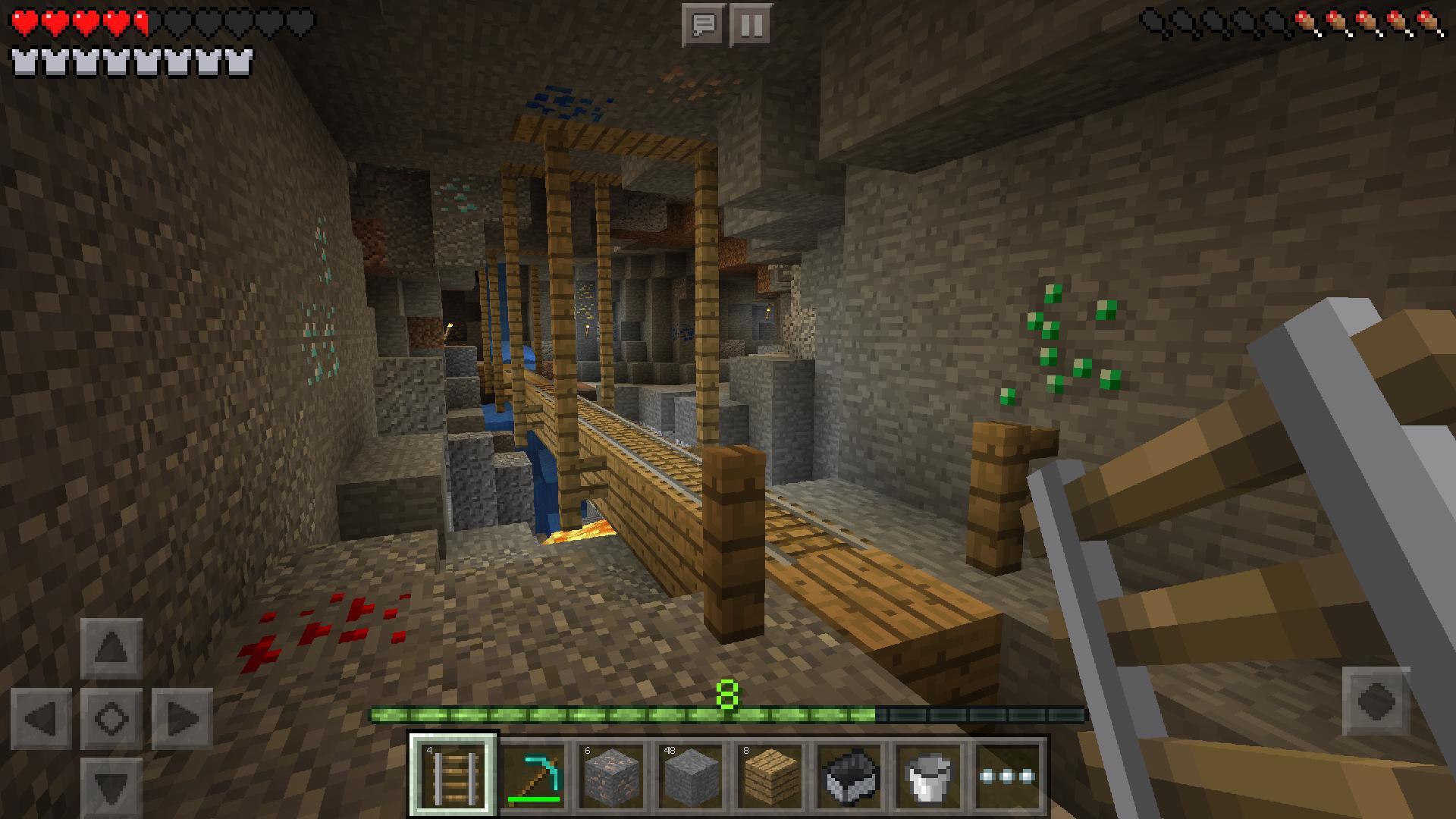 Minecraft: Pocket Edition screenshot #22