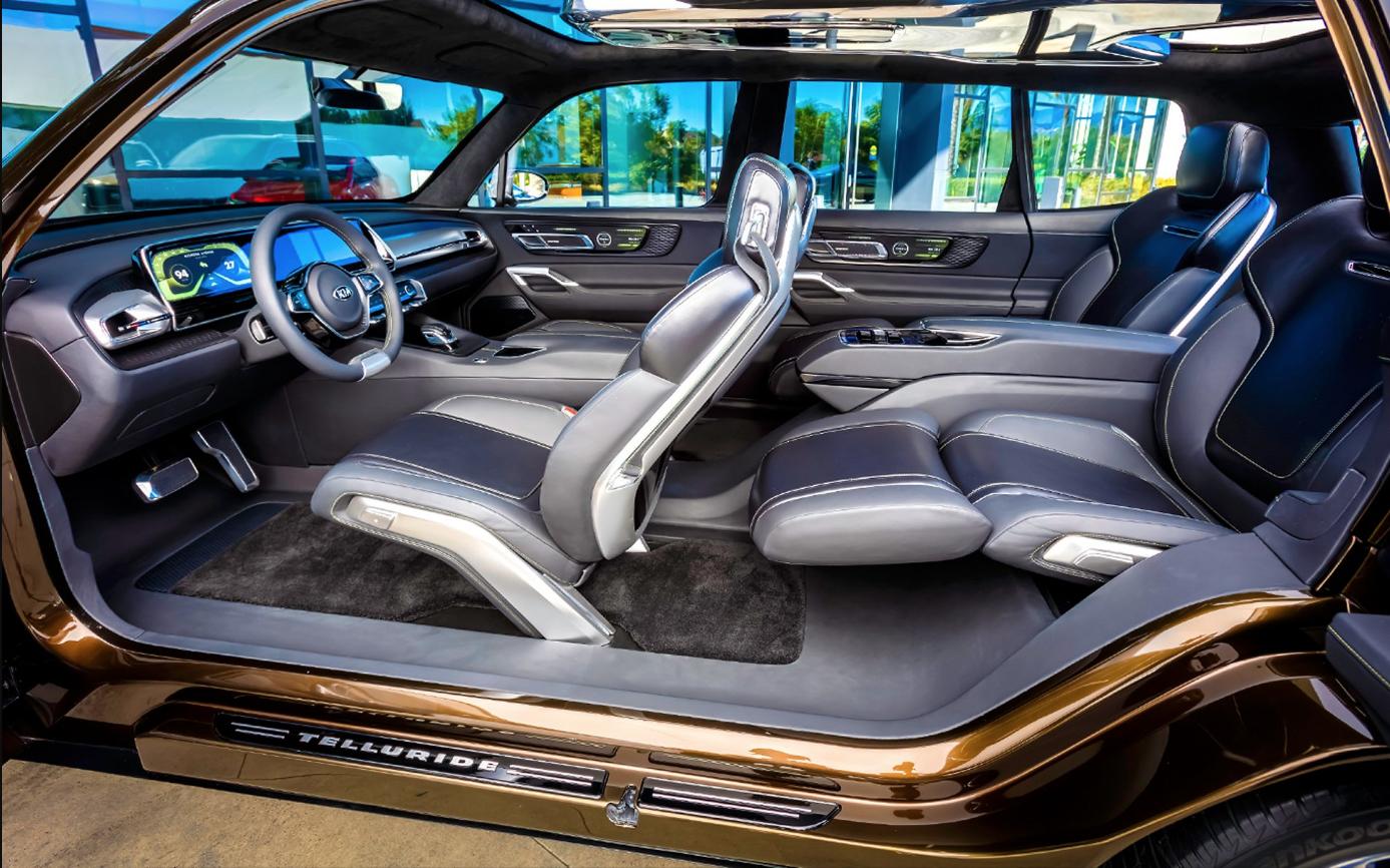 New Kia Telluride Features Renton Wa Car Pros Kia Renton