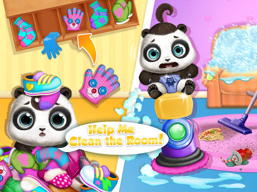 Panda Lu Baby Bear Care 2 - Babysitting & Daycare  screenshots 14