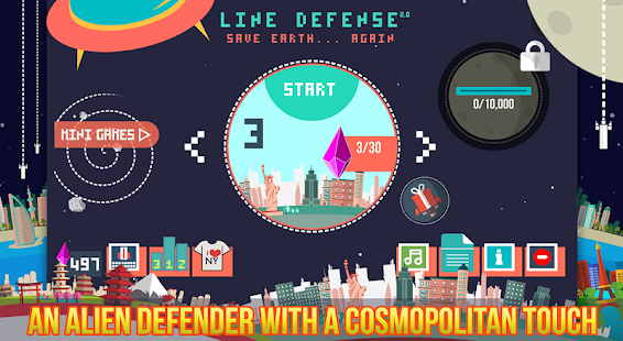 Line Defense- screenshot thumbnail