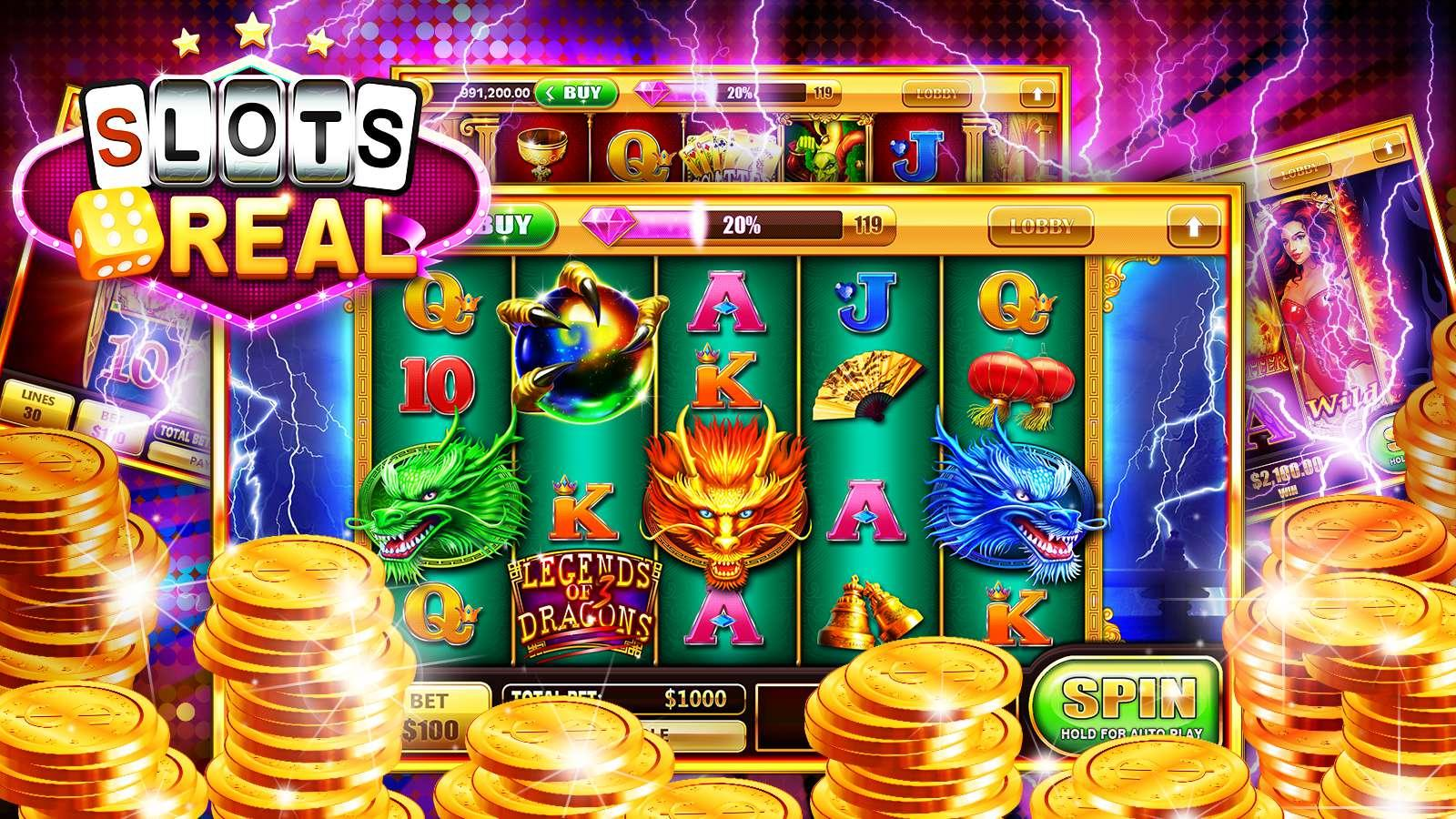 Slot online casino game