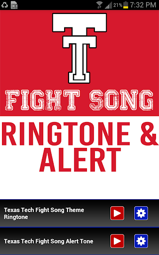 Texas Tech Fight Song Theme