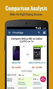Mobile Price Comparison App screenshot 4