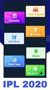IPL Live cricket 2020 : Live Streaming & Score App 1