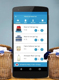 Pick My Laundry- screenshot thumbnail