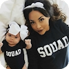 Mum and Baby outfit Ideas APK