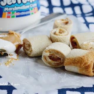 Peanut Butter Roll Ups.