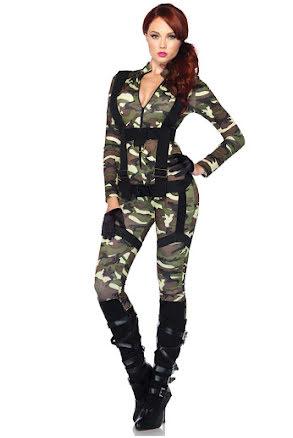 Camouflage, dam