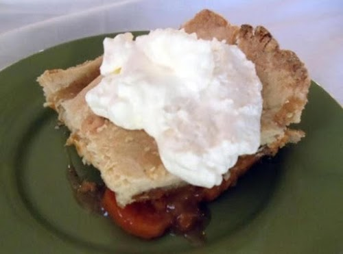 "Click Here for Recipe: Sweet Potato Cobbler ""Dessert? Definitely. Side dish? Absolutely!..."