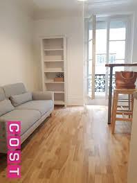 Appartement meublé 2 pièces 33,59 m2