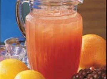 Citrus Grape Punch Recipe