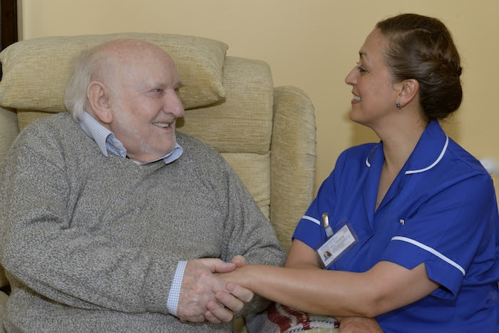 Easter holiday isolation fear for Newtowns elderly