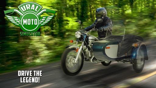 Ural Moto Simulator