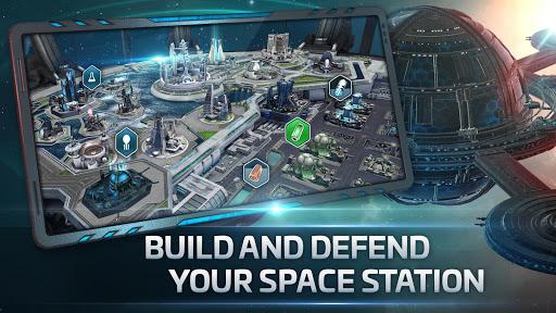 Star Treku2122 Fleet Command screenshots 4