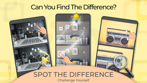 Spot The Difference - Picture Detective Game screenshots 1