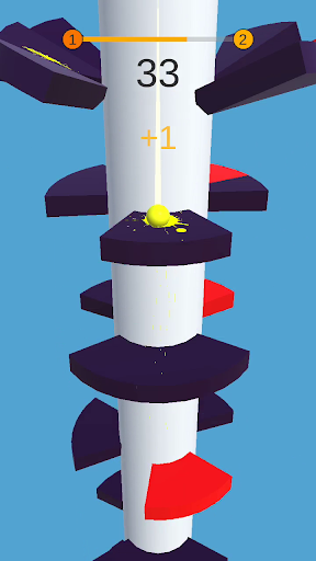 Original Helix Jump 1.0 screenshots 5