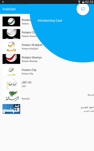 ArabCast Phone by VidOpt LLC (Google Play, Japan) - SearchMan App