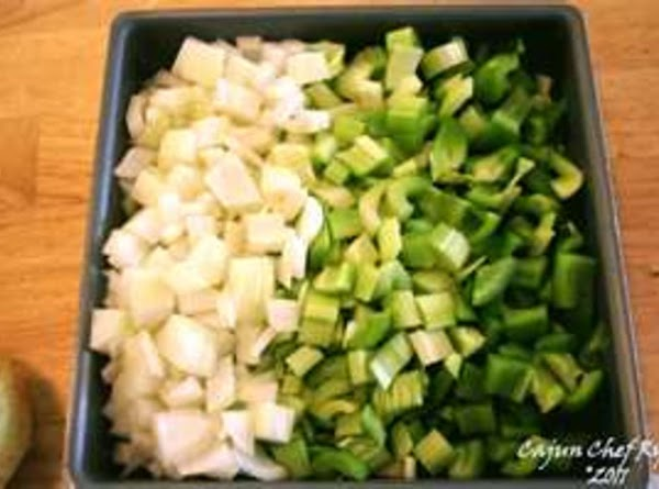 Next add in the chopped onions, sliced celery & cooled macaroni to the bowl...