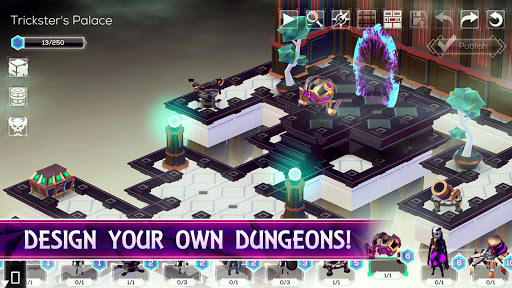 MONOLISK - RPG, CCG, Dungeon Maker 1.035 screenshots 4