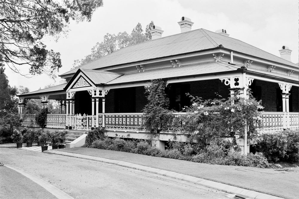 Greylands (1991) by Queensland Heritage Branch