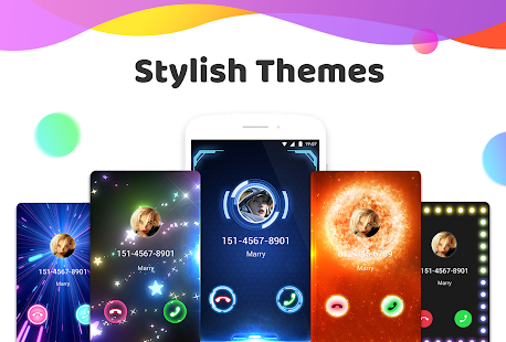 Color Phone Flash - Call Screen Changer - Android Apps on Google Play