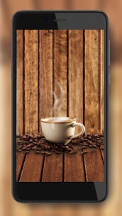 Coffee live wallpaper 5