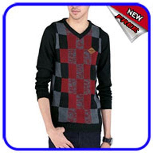 knitted sweater motif (app)