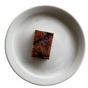 Salted Caramel Brownie ( GF )