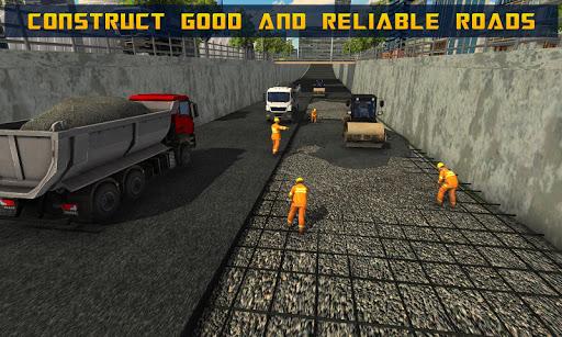 Mega City Underpass Construction: Bridge Building 1.0 screenshots 3