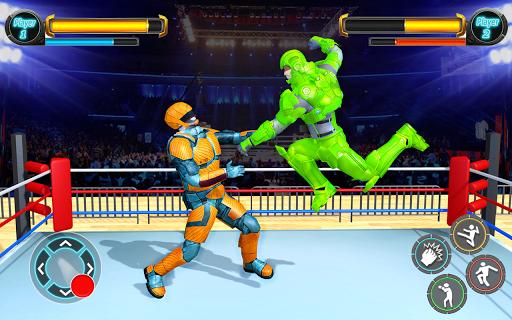 Grand Robot Ring Fighting 2020 : Real Boxing Games 1.0.13 Screenshots 22