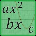 Quadratic Equation Solver PRO icon